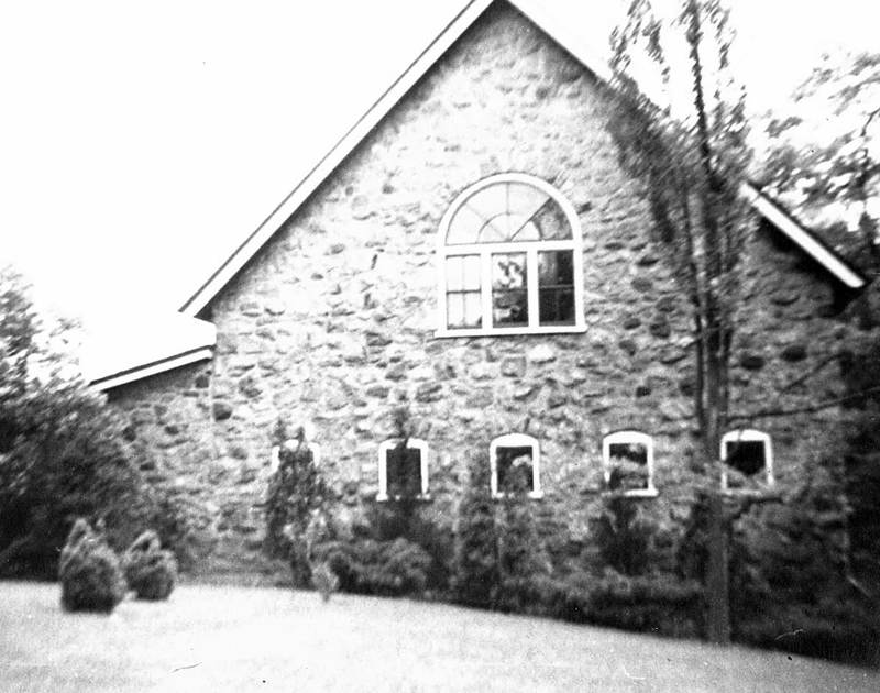 Auburn Heights Carriage House, 1937