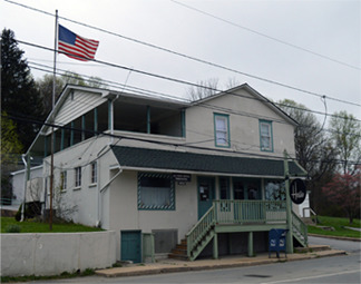 Yorklyn post office today