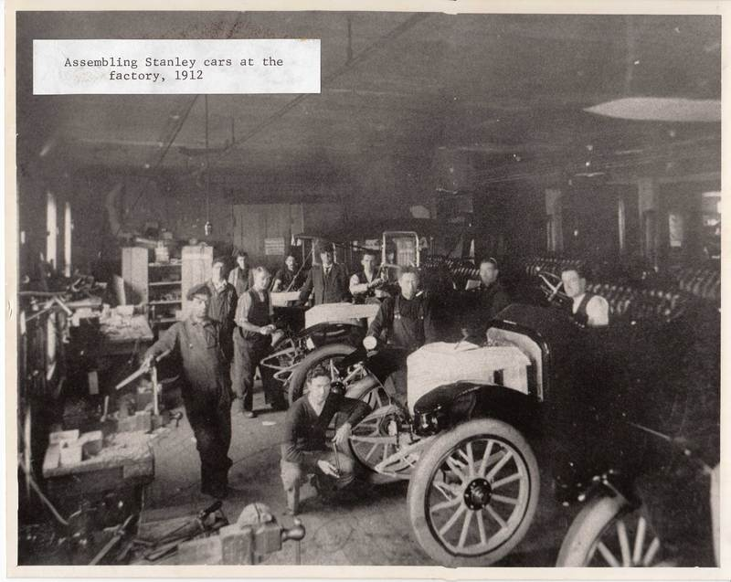 Assembling Cars at Stanley Factory