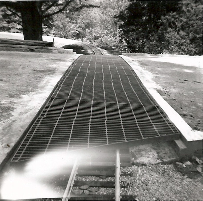 1-AVRR-crossing-at-front-gate,-grate-in-place,-1960.jpg